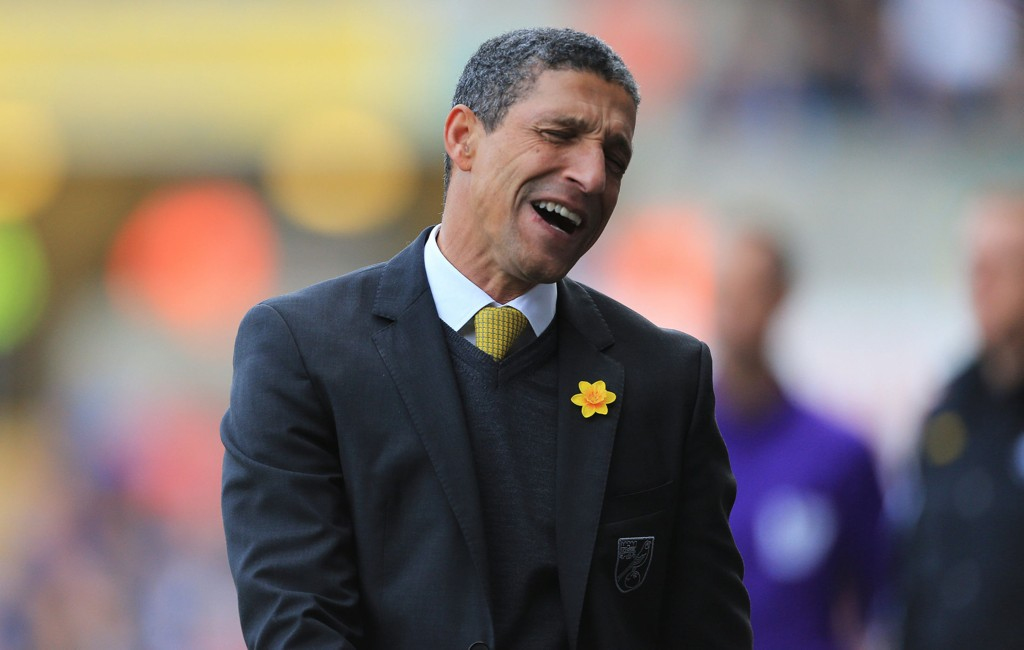AVSKJEDIGET: Denne mannen har ikke lenger managerjobb på engelske fotballs øverste nivå.