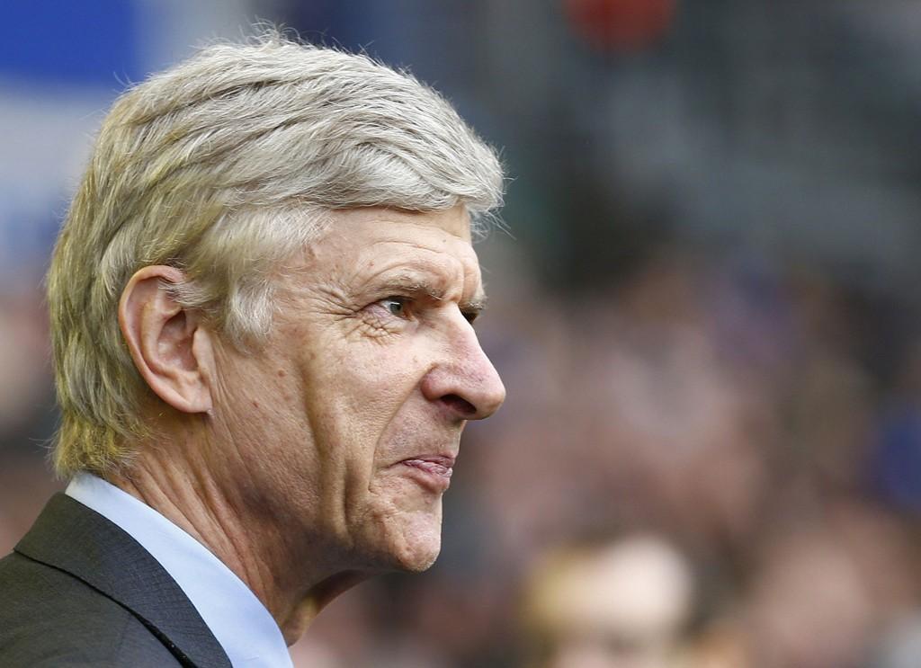 MÅ VÆRE BEDRE: Arsene Wenger er klar på at prestasjonen mot Everton ikke var god nok for Arsenal.