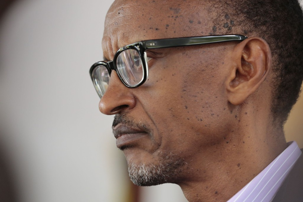 GJENTOK ANKLAGER: Det var i et intervju med ukeavisa Jeune Afrique at president Paul Kagame fordømte både Frankrike og Belgia for deres «direkte rolle i de politiske forberedelsene til folkemordet» i 1994.
