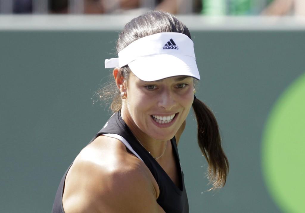 SEIER: Ana Ivanovic til topps i Monterrey.