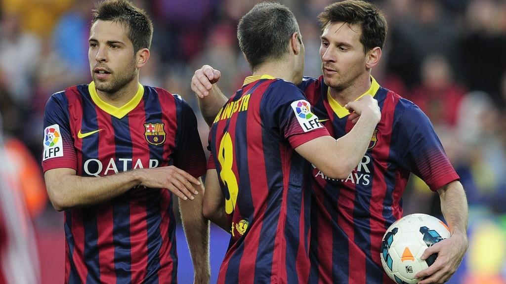Lionel Messi må vise toppklasse for at Barcelona skal beseire Atletico Madrid i kveld.
