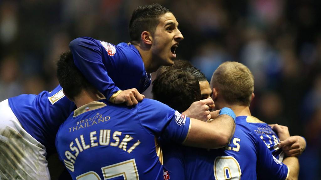 Allerede har Leicester City sikret opprykk til det fineste fotballselskap.