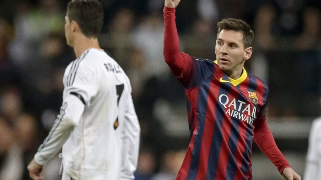 Lionel Messi og hans Barcelona tok siste stikk forrige møte. Real Madrid er sultne på hevn.
