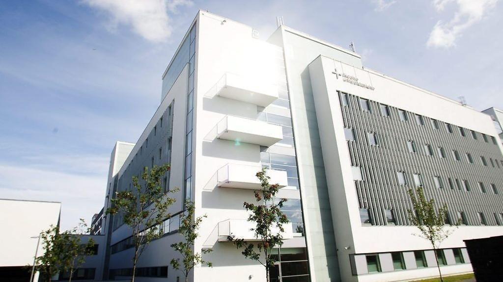 Illustrasjon: Helseforetaket Akershus Universitetssykehus er en del av Helse Sør-Øst