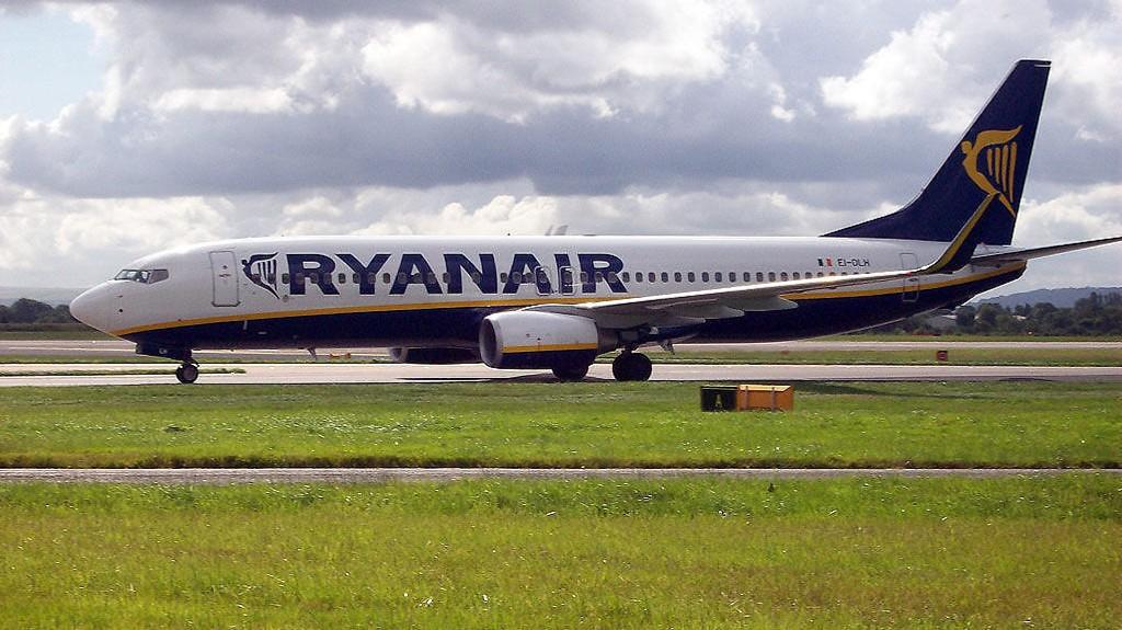 Illustrasjonsfoto: Boeing 737 fra Ryanair
