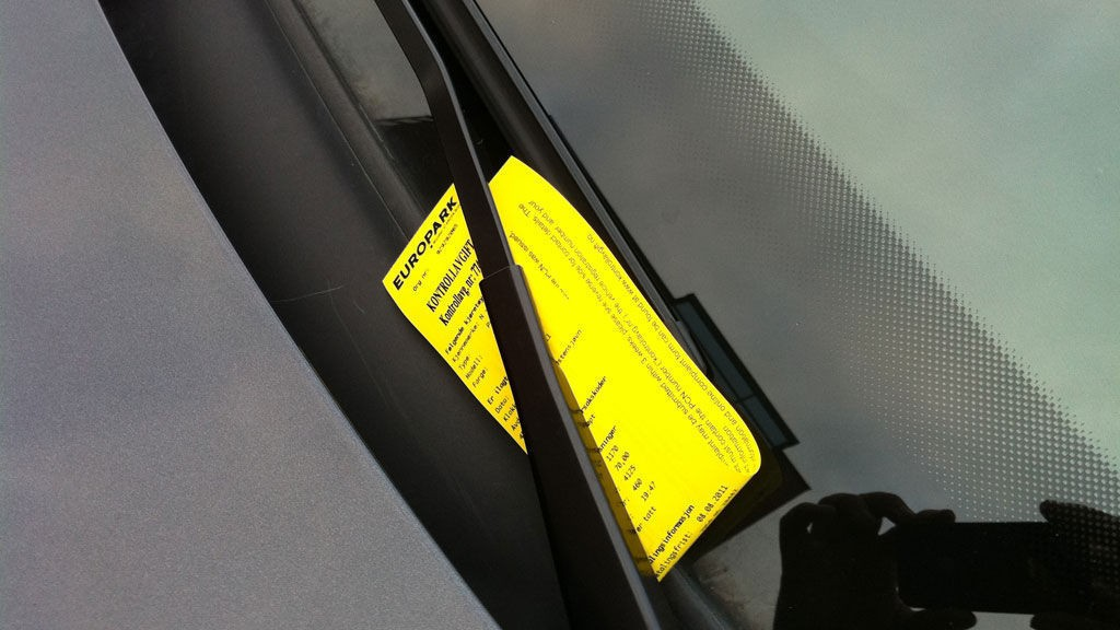 Får du en parkeringsbot, er sjansen liten for at klagen din vil bli hørt.