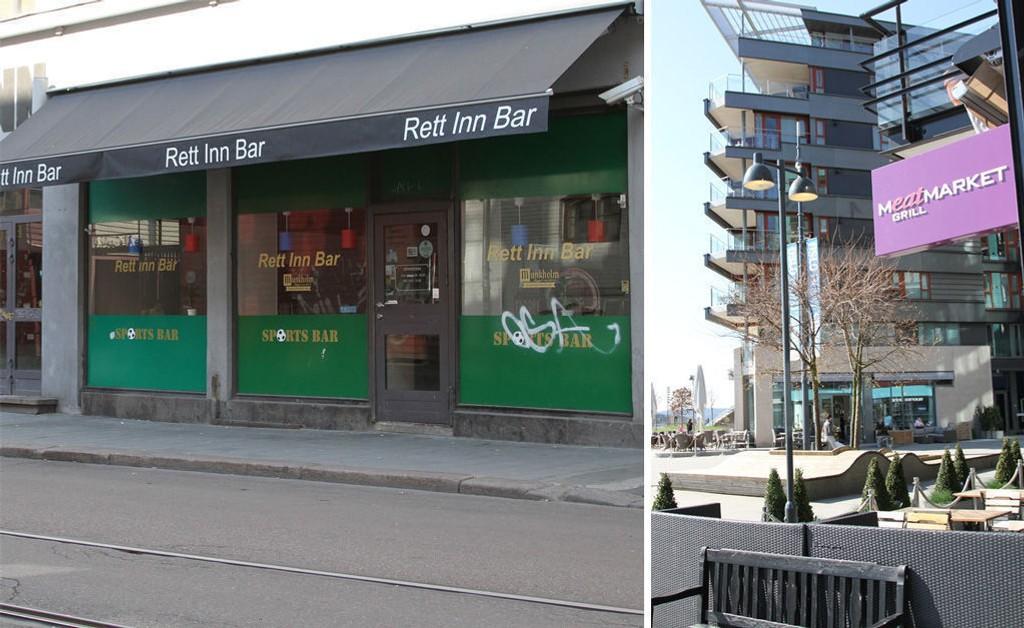 Oslos billigste øl kan kjøpes hos Rett Inn Bar i Storgata. Den dyreste ligger på Tjuvholmen og koster 98 kroner.