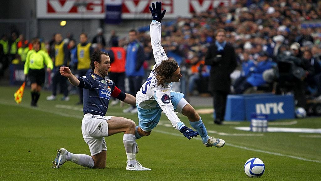 Follo spilte cupfinale mot Strømsgodset i 2010. I kveld møter laget Valdres på bortebane i første runde.