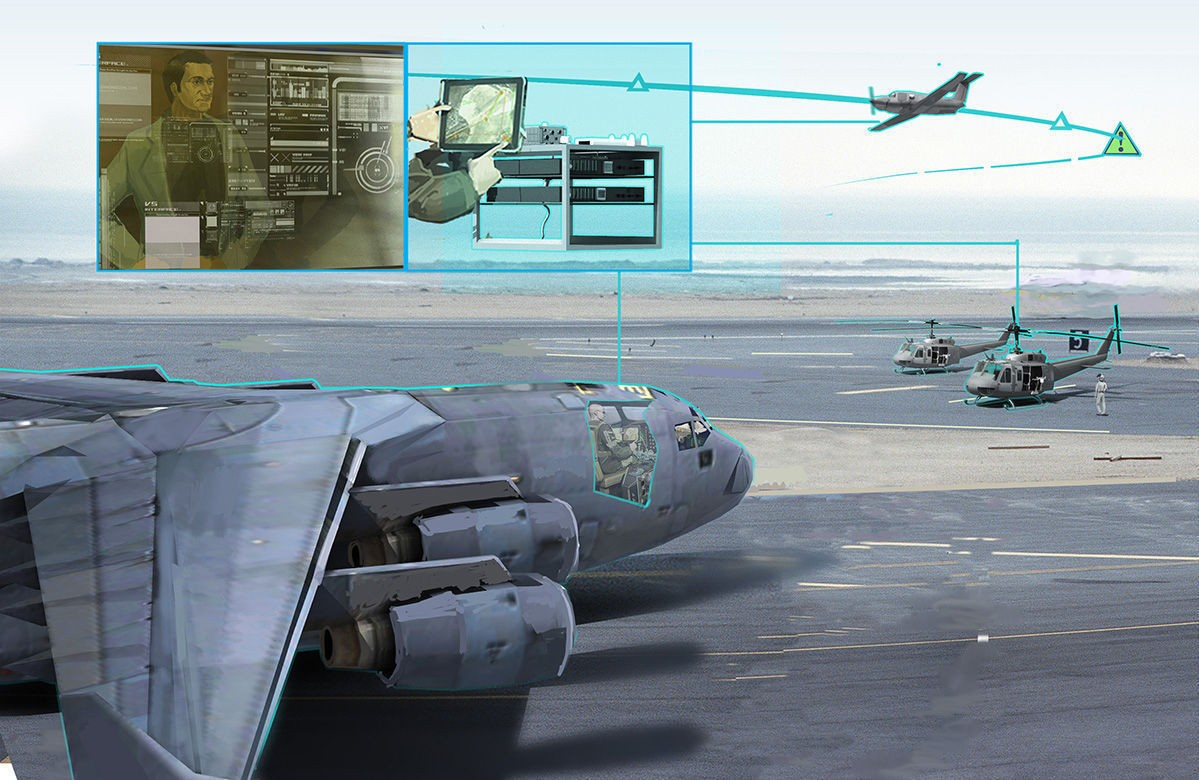 ALIAS: Ved hjelp av et enkelt grensesnitt med berøringsskjerm og stemmestyring skal en pilot kunne kontrollere oppgaver i et fly som tidligere krevde fem besetningsmedlemmer, hevder USAs avdeling for avansert militærforskning. Autopiloten heter Alias.
