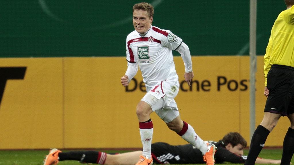 Ruben Yttergård Jensen kan bli neste nordmann i Bundesligaen.