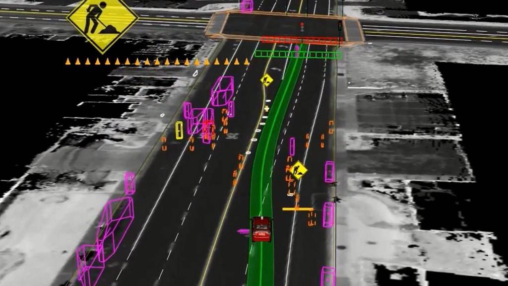 Totalt har Googles testbiler kjørt 700.000 miles (1.126.500 kilometer) for å sanke erfaring.