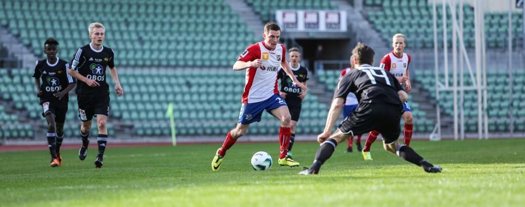 Lyn slo Skeid i første cuprunde. Belønningen er bortekamp mot Bærum.