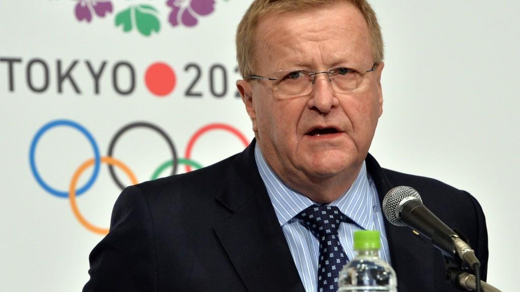 KRITISK: John Coates, visepresident i Den internasjonale olympiske komité, slakter Rios OL-forberedelser.