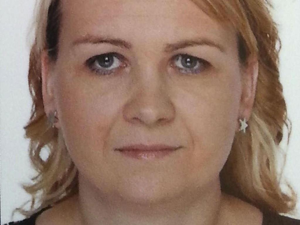 SAVNET: Arkivbilde av Agnes Elisabeth Müller som har vært savnet siden lørdag 19. april. Hun ble sist sett ved Oanes ferjekai i Forsand kommune ved 23-tiden onsdag 16. april. Hennes ektemann ble mandag siktet for drap. Foto: Politiet / NTB scanpix