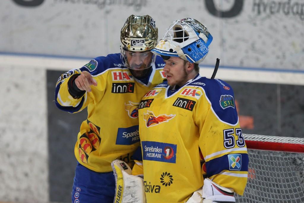 TIL SPARTA: Keeper Tommy Johansen forlater Storhamar.