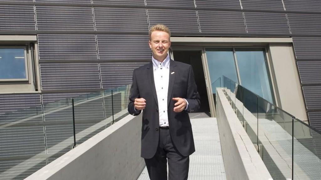 I SENTRALSTYRE: Os-ordfører Terje Søviknes (Frp) er tilbake i Frps sentralstyre etter at han i 2001 trakk seg som følge av en sexskandale.