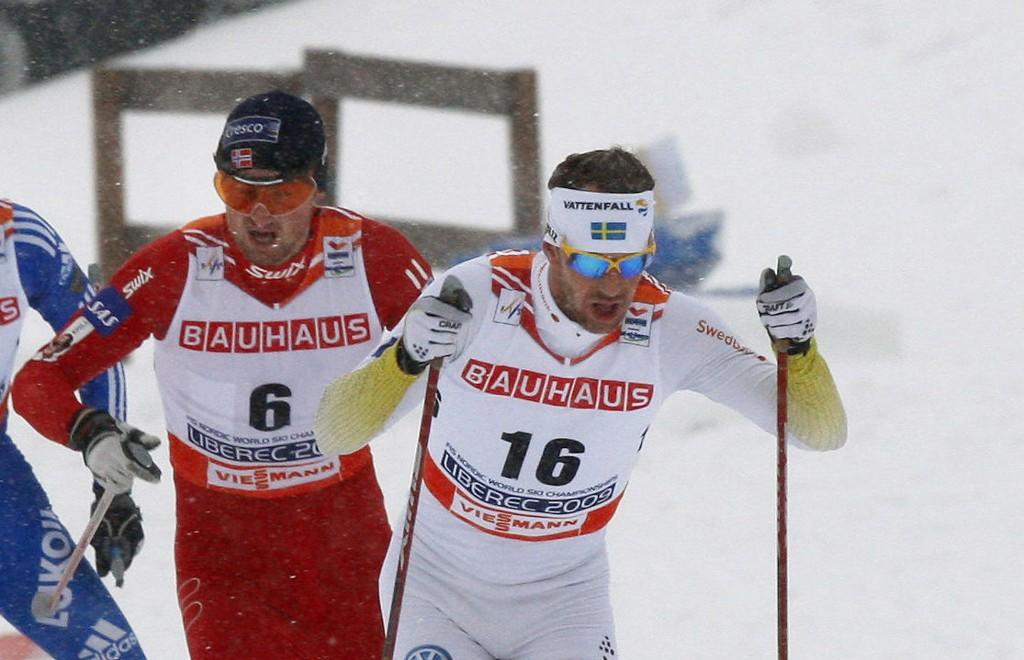 DUMT: Den svenske langrennsløperen, Anders Sødergren, er skuffet over at erkerival Petter Northug har fyllekjørt.