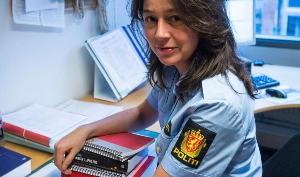 Cathrine Thiis-Evensen mener politiet har sterke bevis mot 32-åringen.