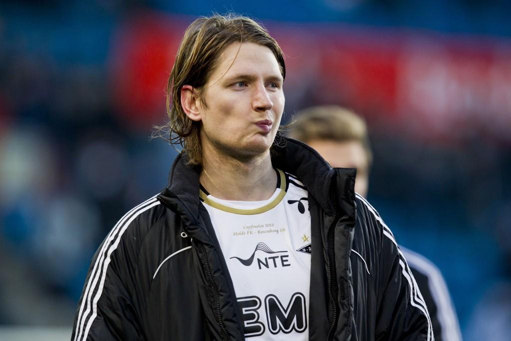 KRITISK: Stefan Strandberg var ikke fornøyd etter taptet mot Molde.