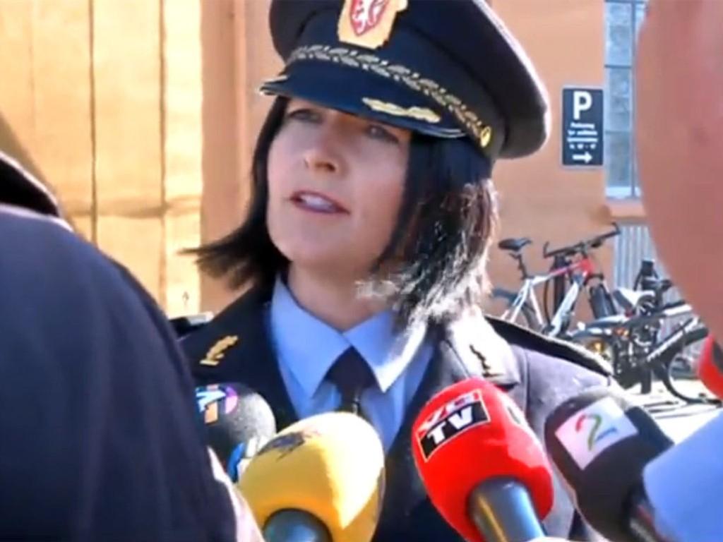 Monica Grøtte Estenstad i Sør-Trøndelag politidistrikt.