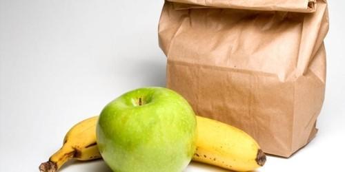 Mange synes dette er en kjedelig lunsj, men det finnes andre tips til å spise sunt.
