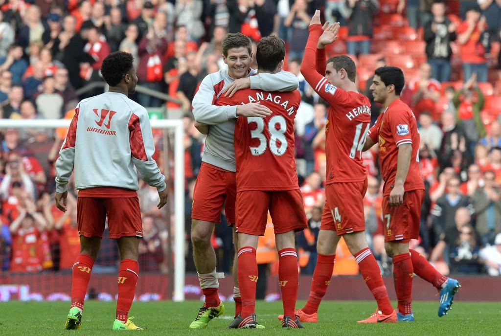 GJENNOMBRUDD: Jon Flanagan har vært sentral for Liverpool denne sesongen.