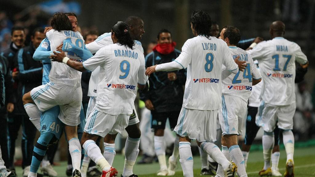 Marseille var et av lagene som måtte spille 1-1 for at Jørgen Andersens oddsspill skulle gå inn med gevinst.