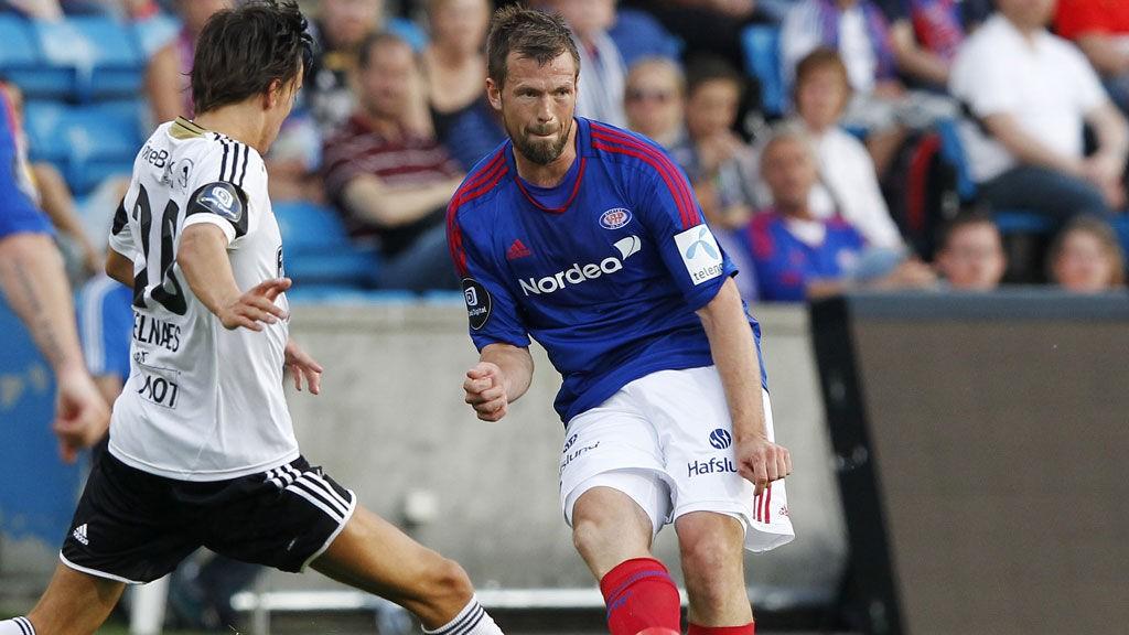 Andre Muri er fortsatt ikke klar for spill for Vålerenga etter hodesmellen mot Sarpsborg.