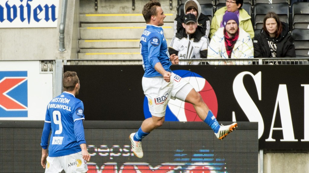 Høytflyvende Molde har fått en fantastisk start på sesongen.