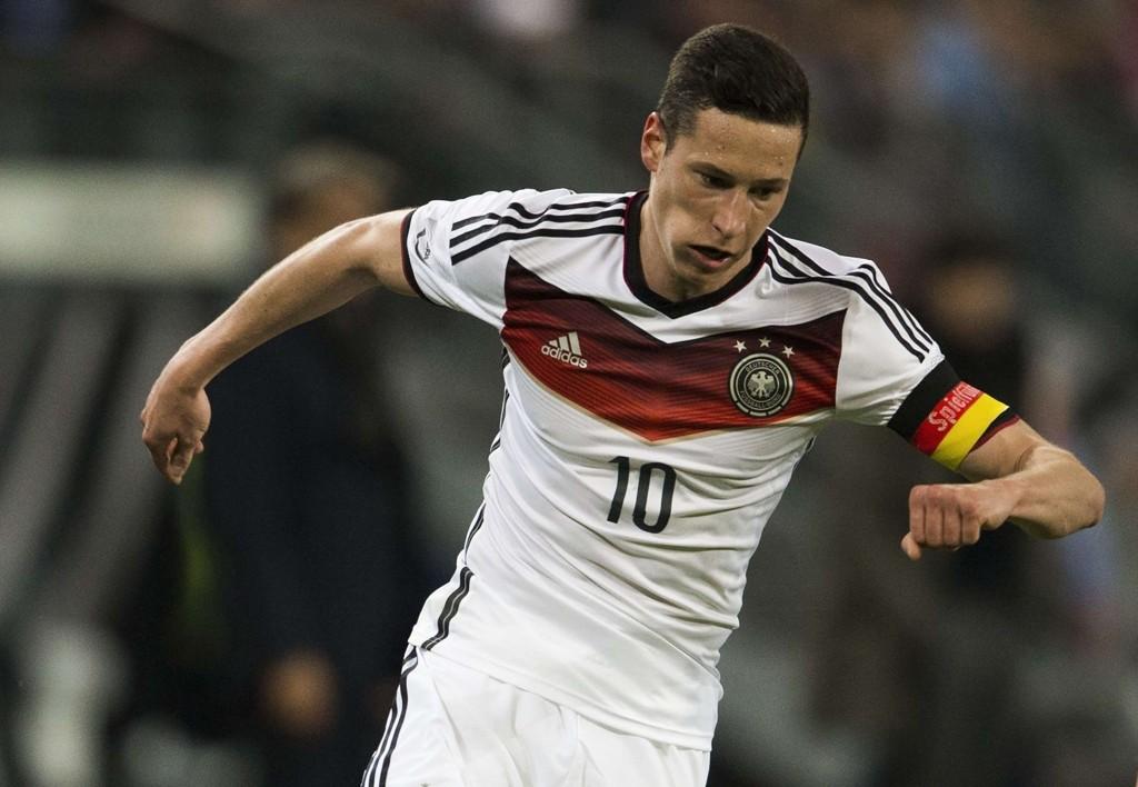 DRAR HAN? Ifølge tyske medier skal Julian Draxler ikke til Arsenal i sommer.