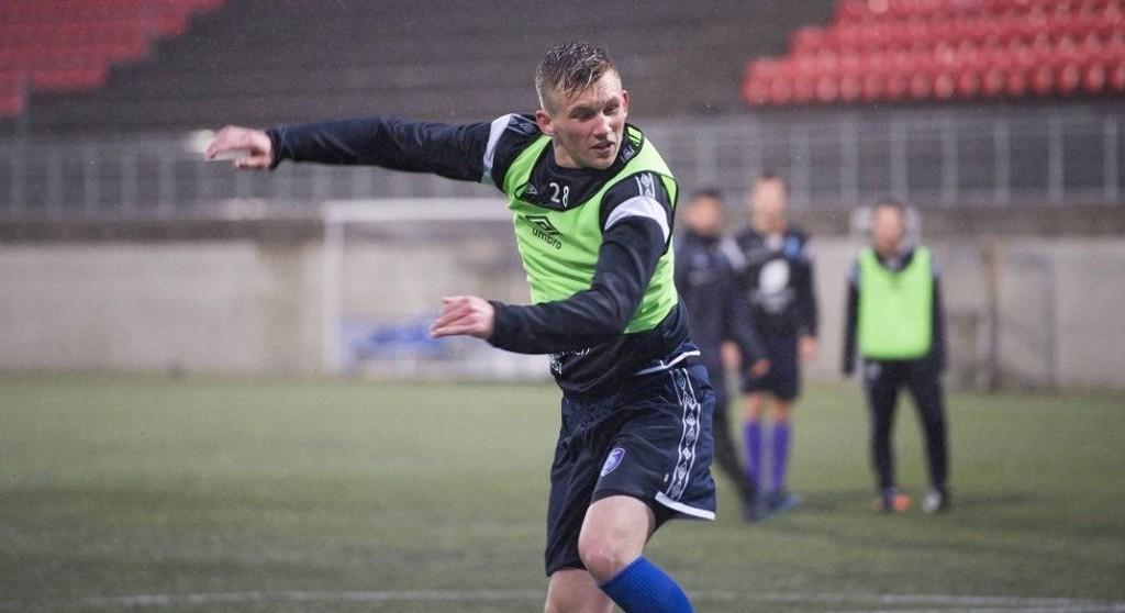 TIL STORKLUBB: Fyllingsdalen-spiller Szymon Walczak forlater norsk fotball til fordel for Köln.
