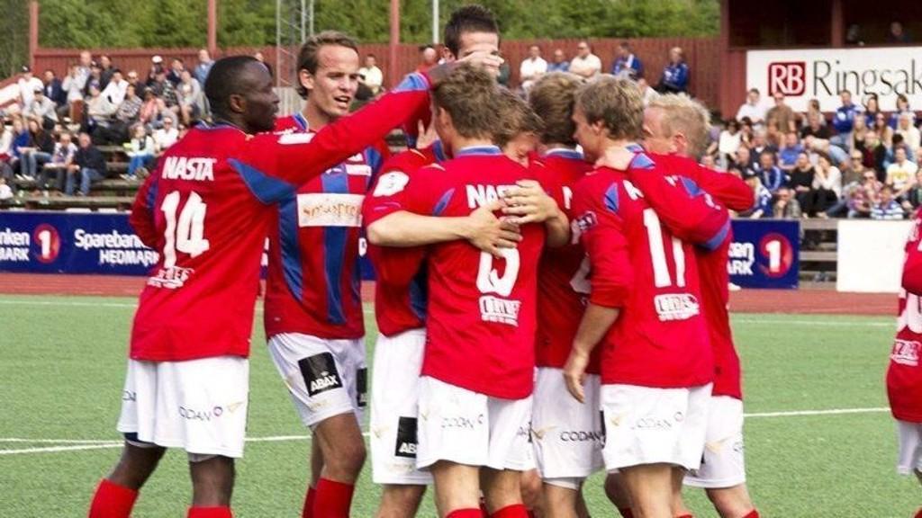 Fram Larvik fortsetter å imponere i sin avdeling. Foto: Arkivfoto Daniel Høglund/Fram fotball.no