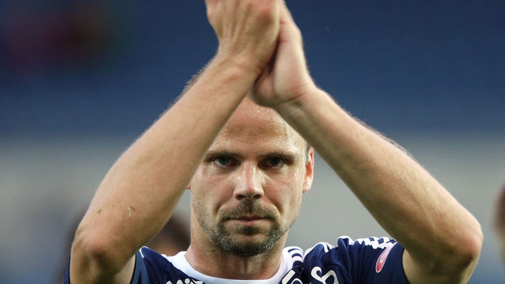 Viking-kaptein Indridi Sigurdsson må sone karantene i kampen mot Molde tirsdag.