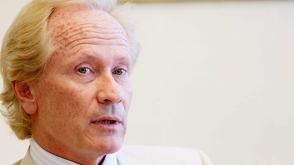VANT FRAM: Advokat Per Danielsen gikk seirende ut av lagmannsretten. Nå må han kanskje belage seg på en ny runde i retten. Foto: Stian Lysberg Solum (Scanpix)