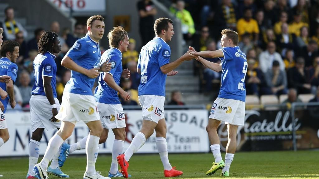 Molde viste gulltakter ved å slå et sterkt LSK-lag på Åråsen 16. mai. I kveld skal Viking ekspederes.