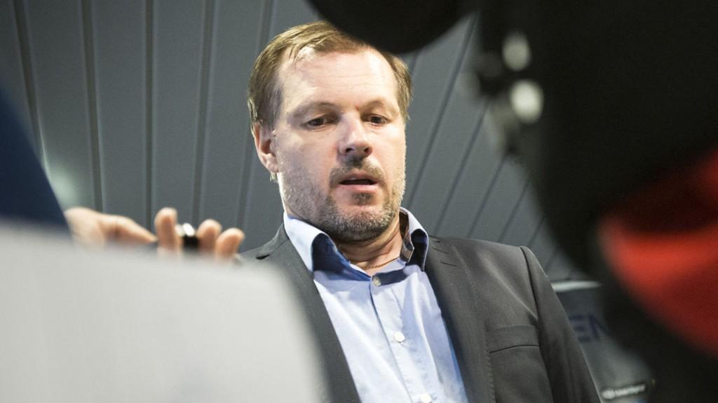 VELGER LANGER: Kjetil Rekdal valgte å benke Gudmund Kongshavn til fordel for Michael Langer etter bare to kamper denne sesongen.