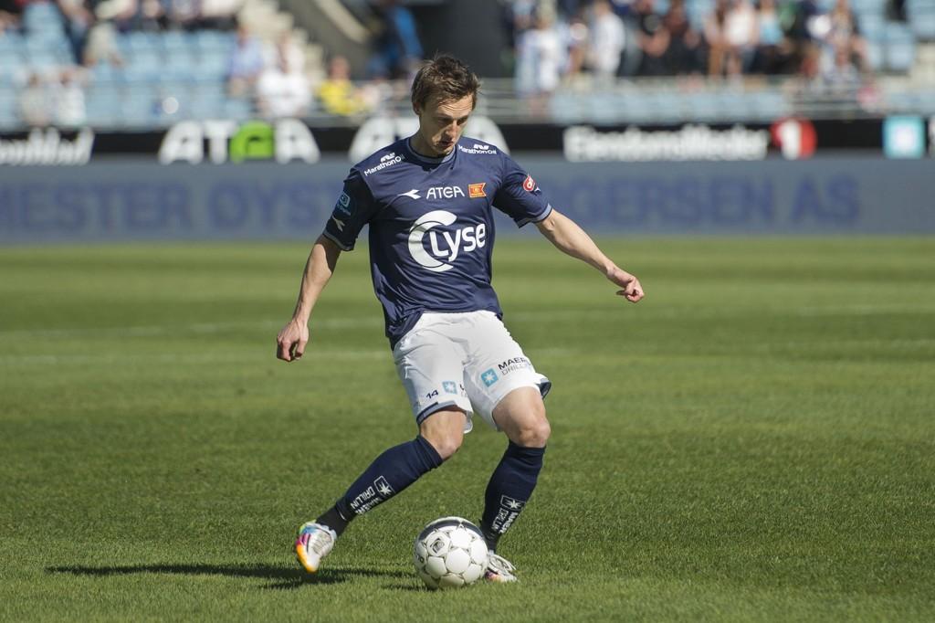 HENTET INN: André Danielsen slutter seg til landslagstroppen.