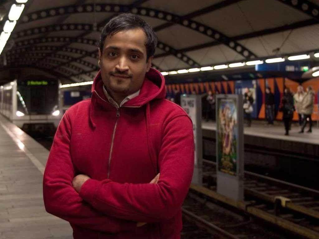 UTFORDRER VENSTRE: Abdullah Alsabeegh er fraksjonsleder for Arbeiderpartiet i samferdsels- og miljøkomiteen i Oslo bystyre.