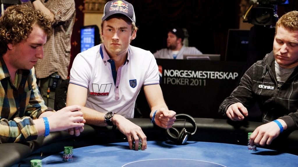 POKERFORBUD: Petter Northug.