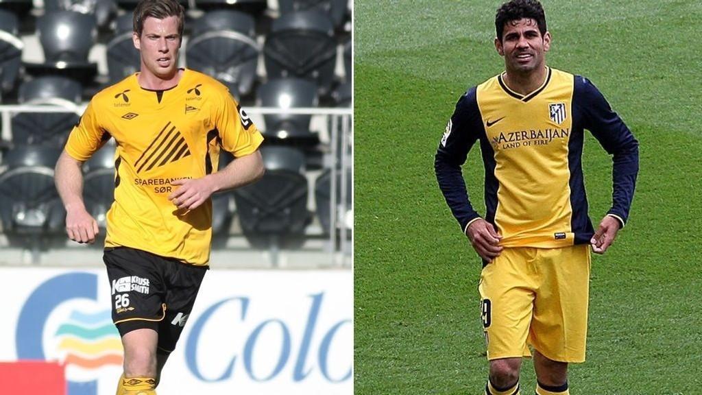 HELBREDET: Jesper Mathisen gikk til samme alternative behandling som Diego Costa nå får. Start-spilleren er sikker på at stjernespissen blir spilleklar til lørdagens Champions League-finale.