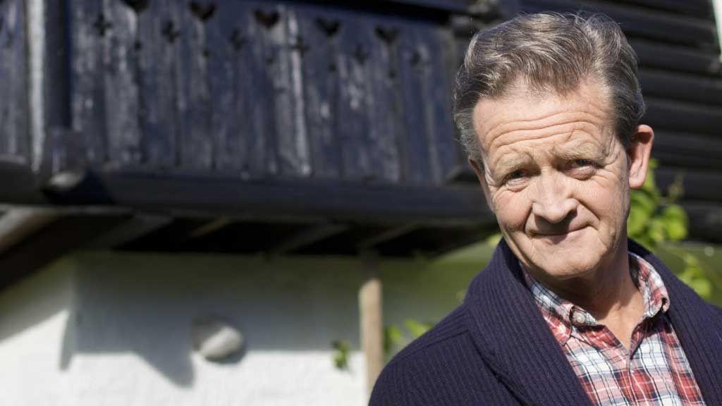 Vil ha styresak: Hans Geelmuyden (t.v.) vil at KOMM-styret og dets og leder Morten Woldsdal skal vurdere om First House har brutt bransjens etiske regelverk.