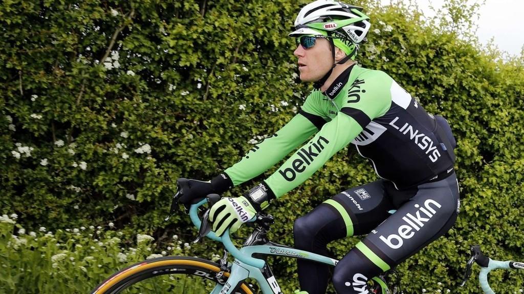 Lars Petter Nordhaugs Belkin-lag gjorde en meget god etappe fra Årnes til Budor i Tour of Norway fredag.