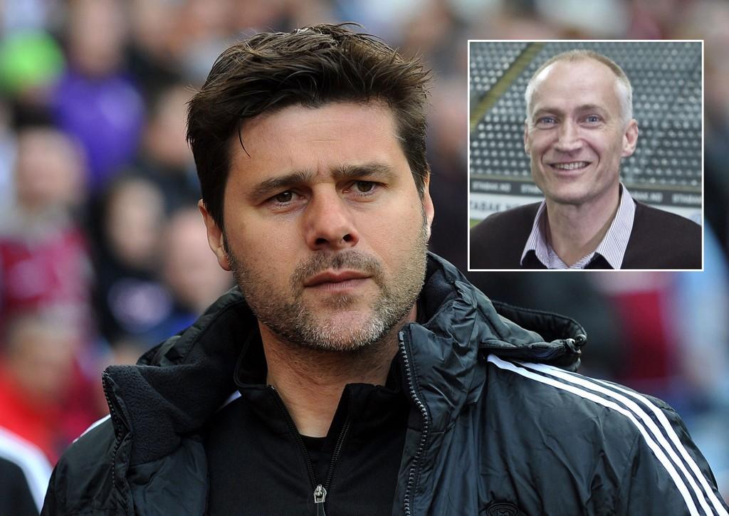 POSITIV: Erik Thorstvedt er positiv til den nye Tottenham-manageren, Mauricio Pochettino.