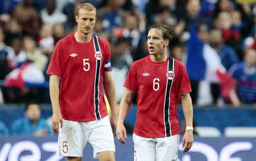 INN SENTRALT: Stefan Johansen er trolig tilbake i favorittposisjonen mot Russland.