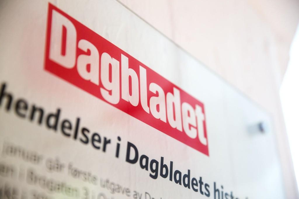 NEDBEMANNER: Dagbladet skal kutte 48 årsverk.