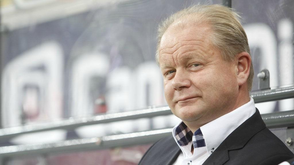 Per-Mathias Høgmo holder fortsatt roen.