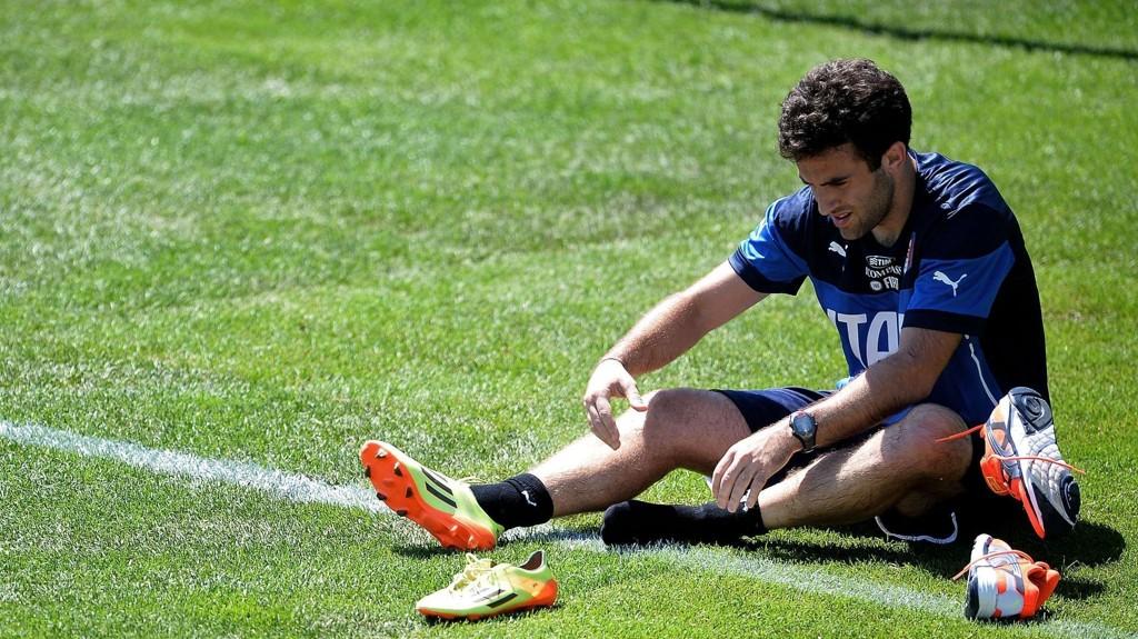 INGEN VM-TUR: Det blir ingen VM-tur for Giuseppe Rossi.