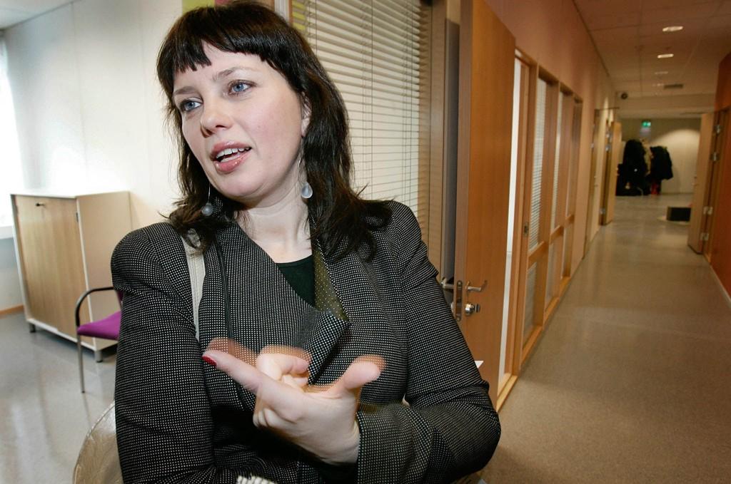 FÅR OPSJONER: Kommunikasjonssjef Anne Marit Bjørnflaten i Hurtigruten er tildelt én million opsjoner på aksjer i eget selskap.