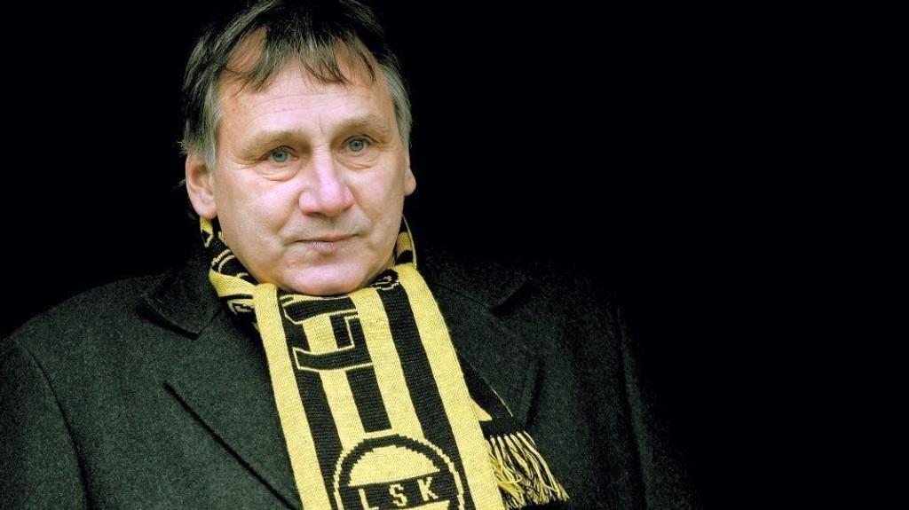 FERDIG: Frank Grønlund har fått sparken i LSK.
