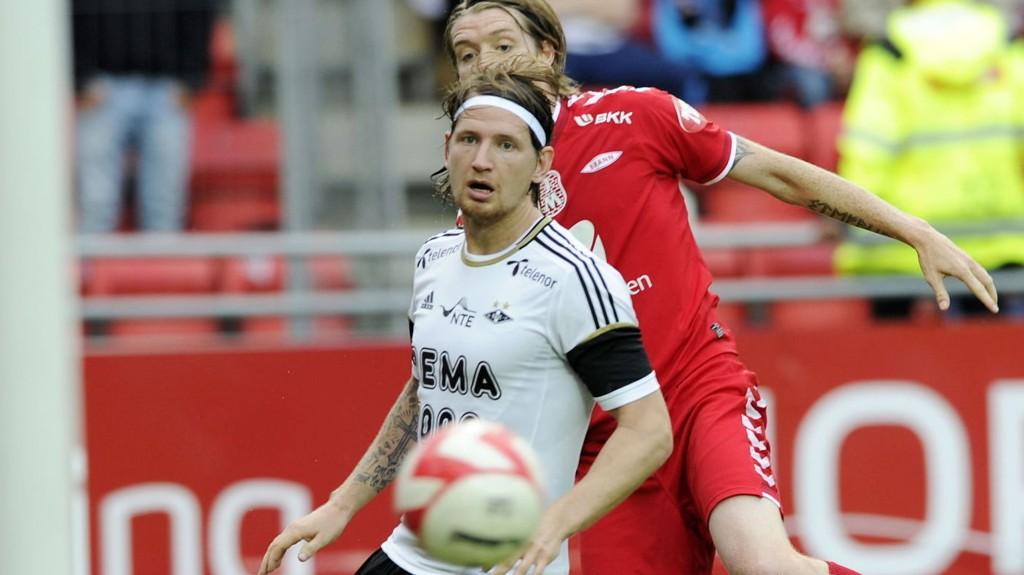 FERDIG: TV 2 hevder at Stefan Strandberg er ferdig i RBK.